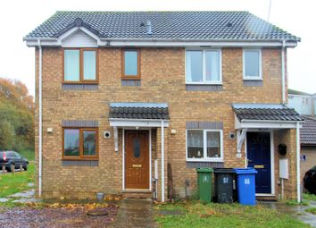 Thumbnail 2 bed semi-detached house for sale in Leegate Close, Horsell, Woking