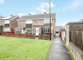 2 bed semi-detached house for sale in Airedale Gardens, Hetton-Le-Hole, Houghton Le Spring, Tyne And Wear DH5