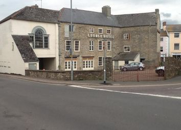 Thumbnail Hotel/guest house for sale in The George Hotel, Axminster, Devon