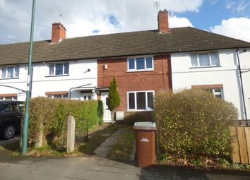 Thumbnail 2 bed terraced house to rent in Olton Avenue, Lenton Abbey, Nottingham