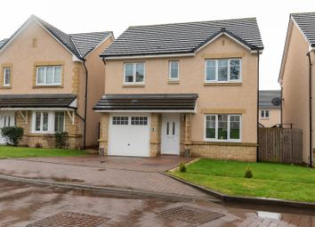 Thumbnail 4 bedroom detached house for sale in 9 Galan, Alloa, Clackmannanshire 1Rj, UK