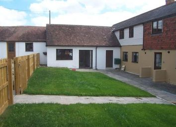 Thumbnail 2 bed cottage to rent in Baydon Road, Lambourn, Hungerford