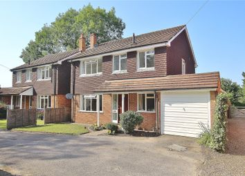 Thumbnail 4 bed detached house for sale in Pirbright, Woking, Surrey