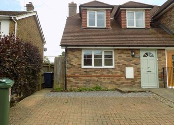 Thumbnail 2 bed semi-detached house to rent in Whelpley Hill, Whelpley Hill