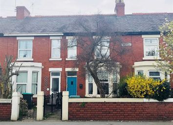 Thumbnail 3 bed terraced house for sale in New Road, Rhosddu, Wrexham