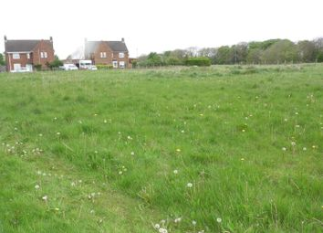 Thumbnail Land for sale in Land Adjacent To, Lancaster Road, Brookenby, Market Rasen, Lincolnshire