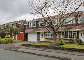 Thumbnail 4 bedroom semi-detached house for sale in Woodburn Drive, Smithills, Bolton