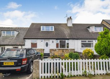 3 bed terraced bungalow for sale in Briardale Road, Bradford BD9