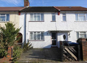 Thumbnail 3 bed terraced house for sale in Barrow Road, Waddon, Croydon