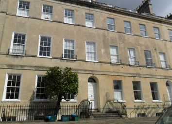 Thumbnail 1 bed flat to rent in Portland Place, Bath