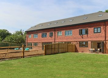 Thumbnail 3 bed town house for sale in Woodlands Edge, Handcross, Haywards Heath