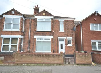 Thumbnail 3 bed semi-detached house to rent in King George V Avenue, King's Lynn