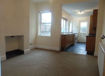 Thumbnail 2 bed end terrace house to rent in Trafalgar Road, Beeston, Nottingham