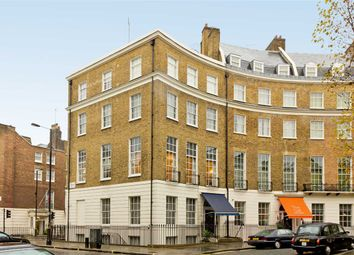 Thumbnail 3 bedroom flat to rent in Great Cumberland Place, London