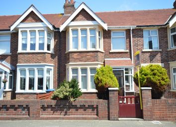 Thumbnail 3 bed terraced house for sale in Southworth Avenue, Blackpool