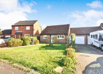 Thumbnail 2 bed link-detached house for sale in Brancaster Way, Swaffham