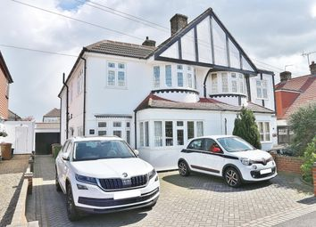 Thumbnail 5 bed semi-detached house for sale in Blackthorn Grove, Bexleyheath, Kent
