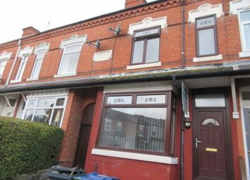Thumbnail 3 bed terraced house to rent in Wigorn Road, Bearwood, Smethwick