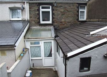 Thumbnail Terraced house for sale in Trealaw Road, Trealaw, Tonypandy, Rhondda Cynon Taff.