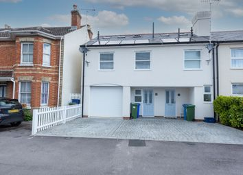 Thumbnail 3 bed terraced house to rent in Cross Street, Farnborough
