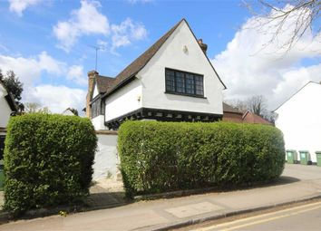Thumbnail 3 bed detached house for sale in Leyton Road, Harpenden, Hertfordshire