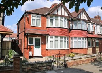 Thumbnail 3 bed semi-detached house for sale in Teignmouth Gardens, Greenford