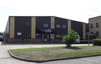 Thumbnail Light industrial to let in 8A Hopkinson Way, Portway West Business Park, Andover, Hampshire