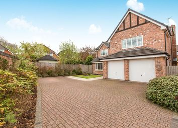 Thumbnail 5 bed detached house for sale in Heatherridge Close, Tytherington, Macclesfield