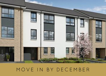"""Thumbnail 3 bed terraced house for sale in """"The Bradley Plus Study"""" at Milngavie Road, Bearsden, Glasgow"""