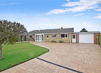 Thumbnail 3 bed bungalow for sale in Wandleys Drive, Eastergate, Chichester, West Sussex