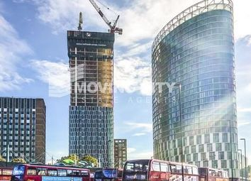 Thumbnail 1 bed flat for sale in Stratford Central, Stratford, London