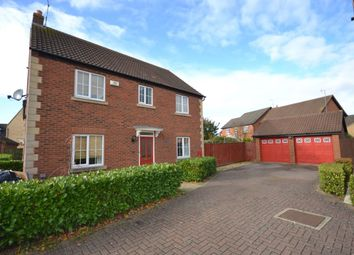 Thumbnail 4 bedroom detached house to rent in Wake Way, Grange Park, Northampton
