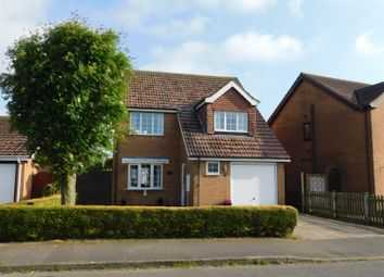 Thumbnail 4 bed detached house for sale in Hastings Drive, Wainfleet, Skegness