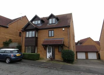 Thumbnail 5 bedroom property to rent in Knapp Gate, Shenley Church End, Milton Keynes