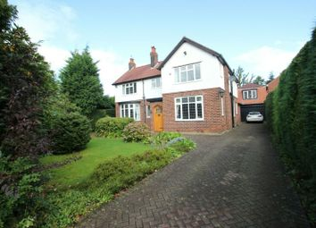 Thumbnail 4 bedroom detached house for sale in Whitehall Road, Sale