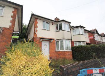 Thumbnail 3 bed terraced house for sale in Oak Tree Lane, Selly Oak, Birmingham