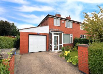 Thumbnail 3 bed semi-detached house for sale in Adey Road, Lymm