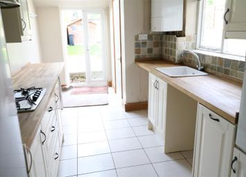 Thumbnail 3 bed terraced house to rent in Offham Road, West Malling