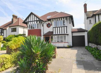 Thumbnail 5 bedroom detached house for sale in Parkanaur Avenue, Southend-On-Sea