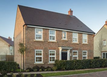 "Thumbnail 4 bed detached house for sale in ""Chelworth"" at Priorswood, Taunton"
