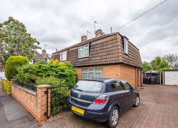 Thumbnail 2 bed semi-detached house for sale in Florence Road, Gedling, Nottingham