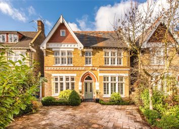 Thumbnail 5 bed detached house to rent in Woodville Road, Ealing Broadway, London