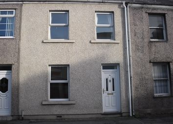 Thumbnail 3 bed terraced house to rent in Bangor Street, Y Felinheli
