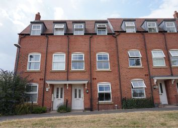 Thumbnail 3 bed town house for sale in Leaf Walk, Nuneaton