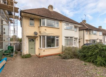 Thumbnail Semi-detached house for sale in Montagu Road, Oxford