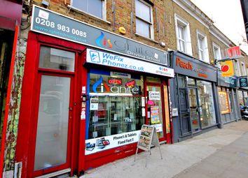 Thumbnail Retail premises to let in Roman Road, Bow