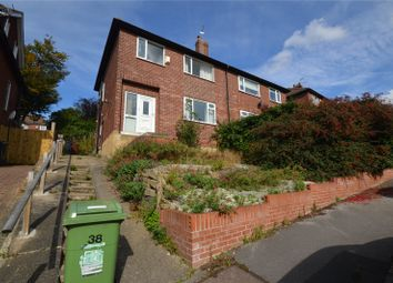 Thumbnail 3 bed semi-detached house for sale in Allerton Grange Crescent, Leeds, West Yorkshire