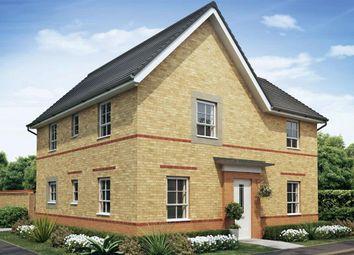 """Thumbnail 4 bedroom detached house for sale in """"Alderney"""" at Magna Road, Wimborne"""