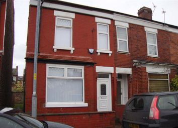 Thumbnail 3 bed end terrace house for sale in Forest Range, Levenshulme, Manchester