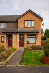 Thumbnail 2 bed flat for sale in Kendal Road, East Kilbride